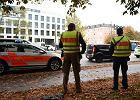 Atak nożownika w Monachium. Aresztowano podejrzanego