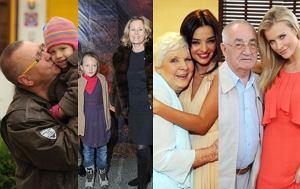 Owsiak, Szapołowska, Kerr, Krupa, dziadkowie, babcia, dziadek, wnuk, wnuczka, wnuki, wnuczęta