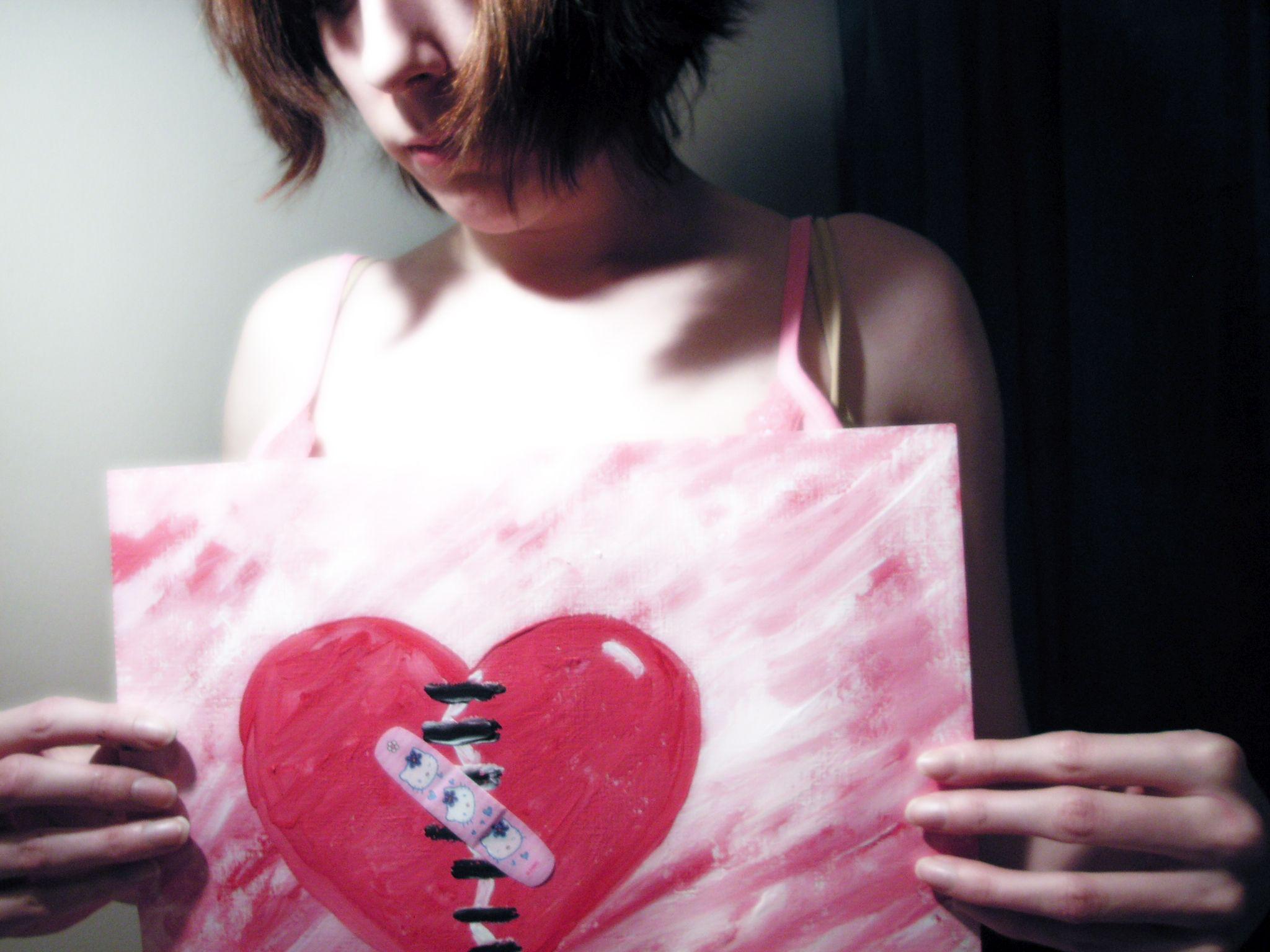 Całe swoje dotychczasowe życie goniłam za akceptacją, za... miłością (fot. Hayley Bouchard / http://bit.ly/1zpxtIM / CC BY / http://bit.ly/OJZNiI)