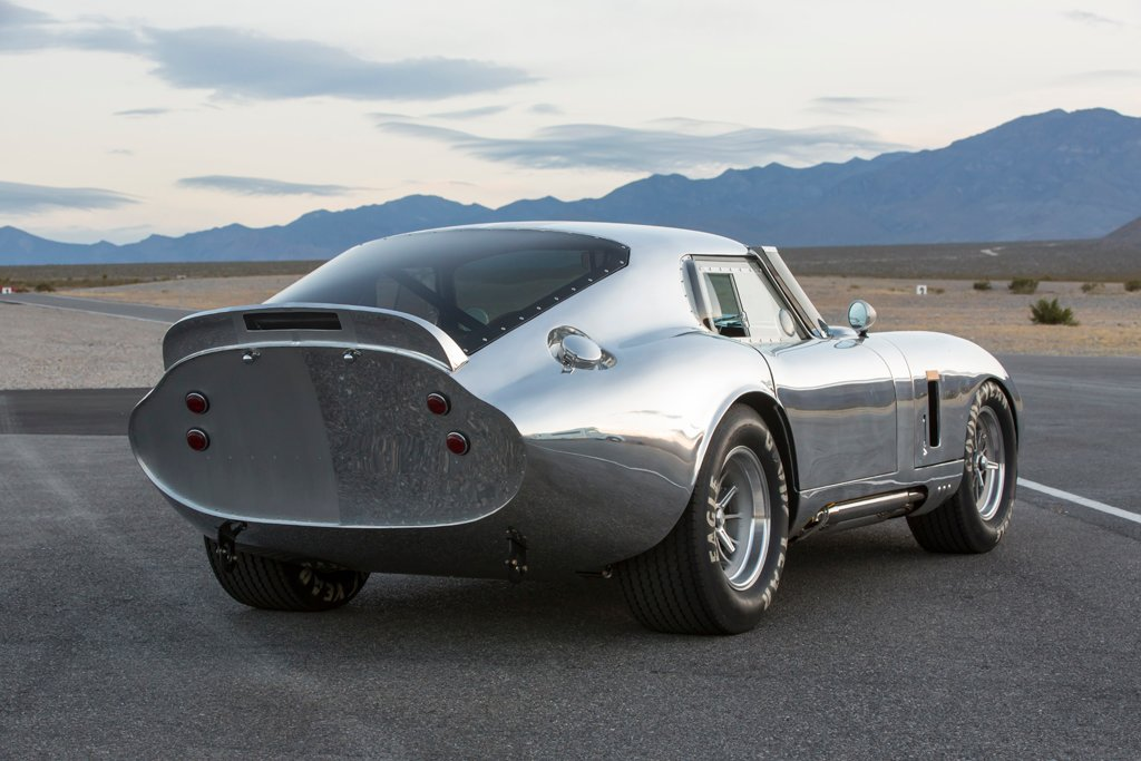 Shelby Daytona Cobra Coupe 50th Anniversary