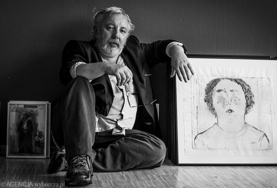 Ryszard Kaja. Malarz , plakacista , scenograf.