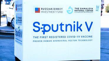 Szczepionka Sputnik V