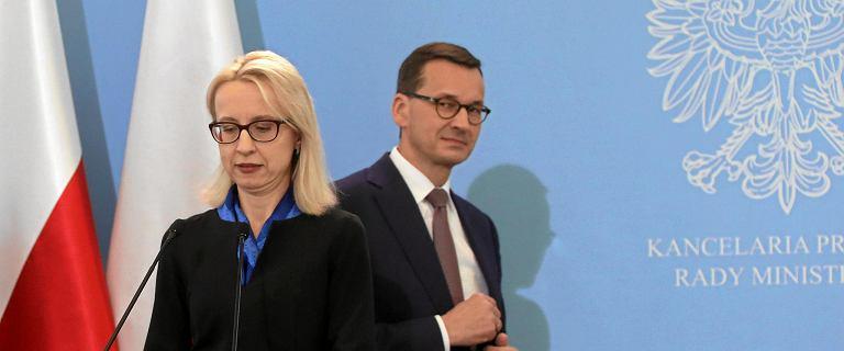 Czerwińska podpisała rozporządzenie po dymisji? Resort finansów reaguje