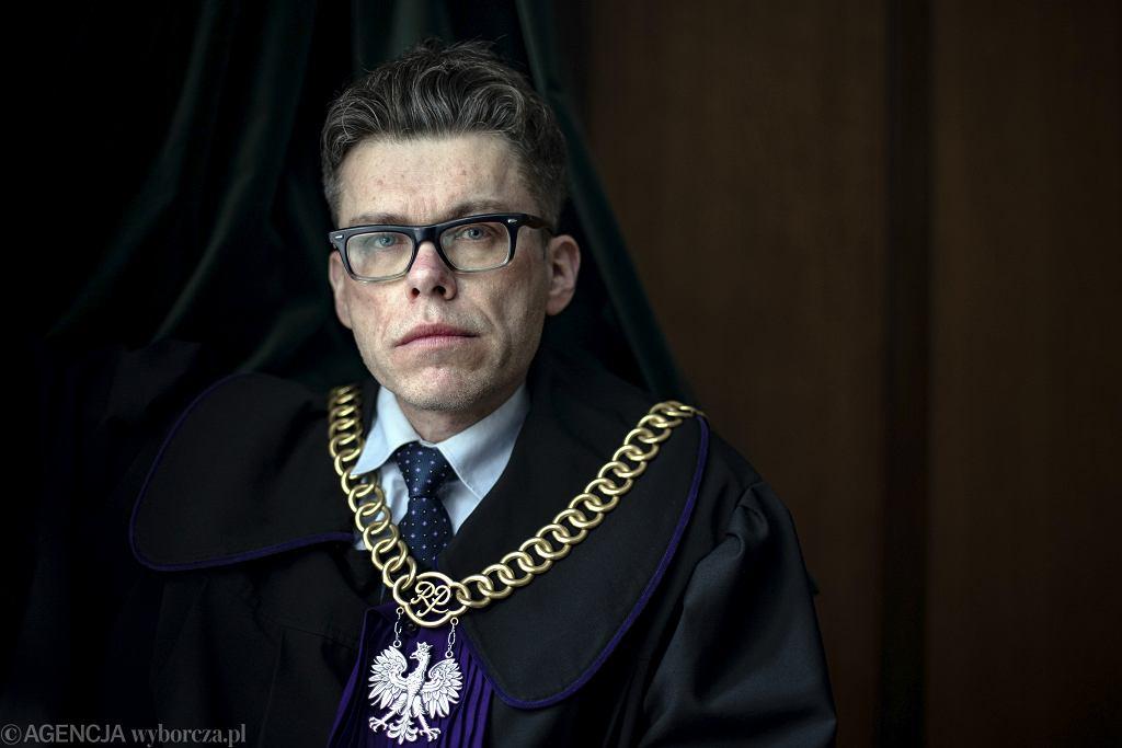 Sędzia Sądu Okręgowego Igor Tuleya.