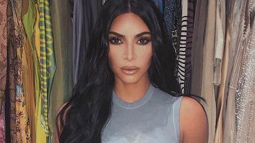 Kim Kardashian - treningi