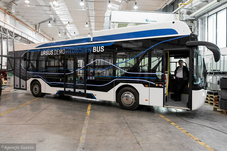 City Smile Fuel Cell Electric Bus to autobus, który ma zasilanie elektryczno-wodorowe. Powstał we współpracy lubelskiej spółki Ursus Bus z zagranicznymi firmami