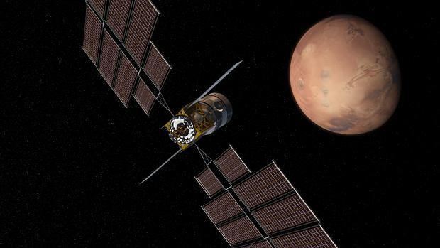 Statek załogowy systemu Deep Space Gateway