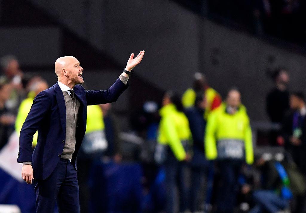 Ważna deklaracja trenera Ajaxu Amsterdam