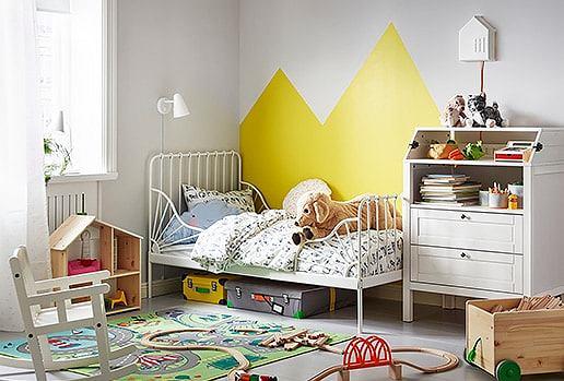 łóżka Ikea