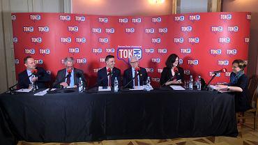 Debata kandydatów do PE z woj. lubelskiego