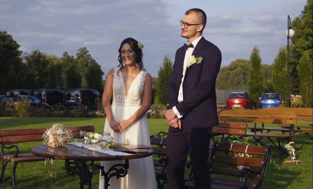 Laura i Maciej ze 'Ślubu od pierwszego wejrzenia'