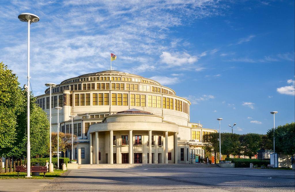 Wrocław - Hala Stulecia / Wikimedia commons
