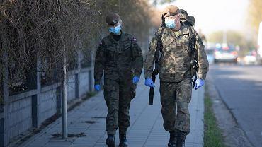 Koronawirus. Szydłowiec zrywa współpracę z Wojskami Obrony Terytorialnej, bo wojskowi nie ujawnili, że wśród nich są zakażeni