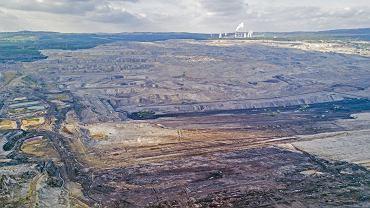 Kopalnia odkrywkowa węgla brunatnego Turów