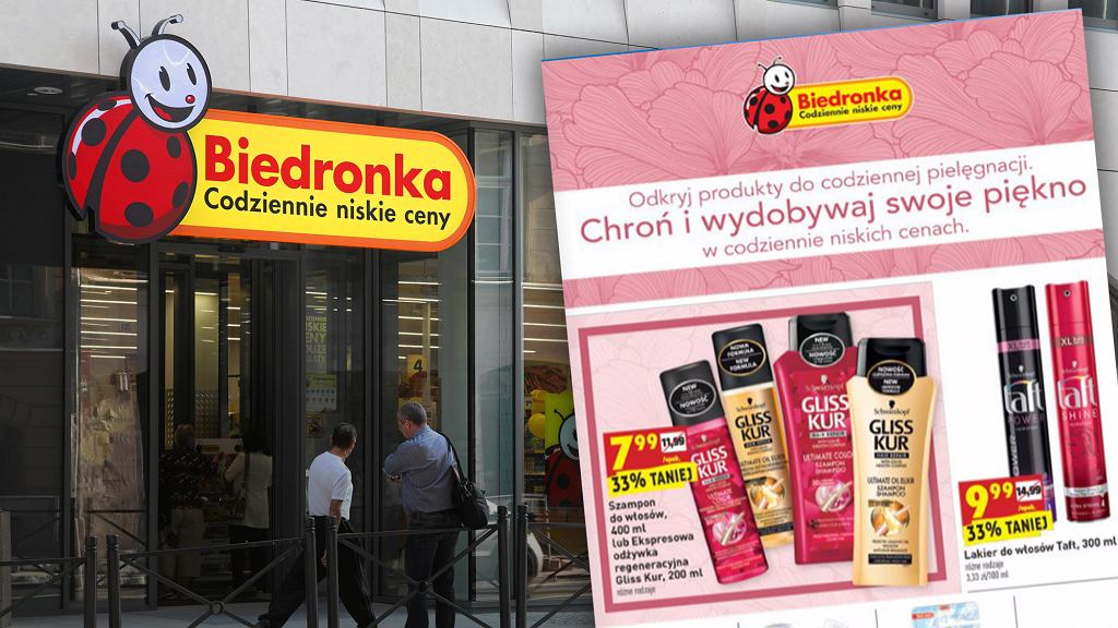 Gazetka Biedronka 27.08 - Gang słodziaków