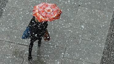 Śnieg z deszczem