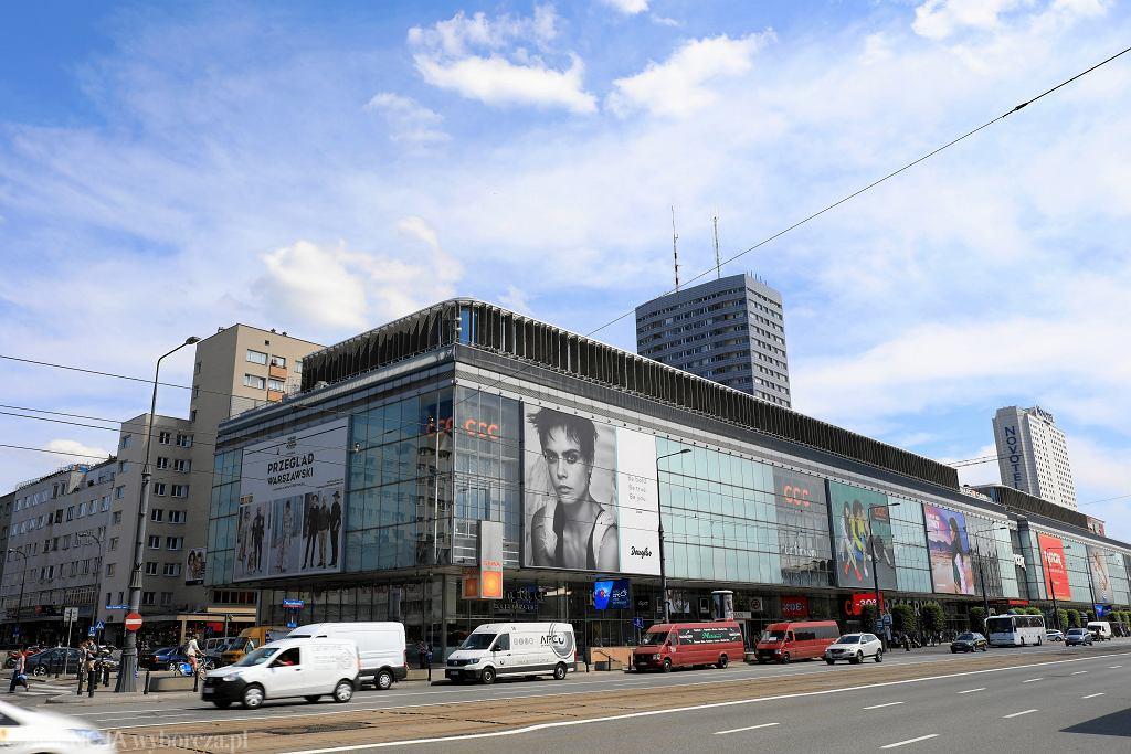 Domy Towarowe Centrum w Warszawie