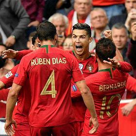 796130cee Portugalia w euforii! Historyczny triumf w Lidze Narodów i sześć milionów  euro nagrody!