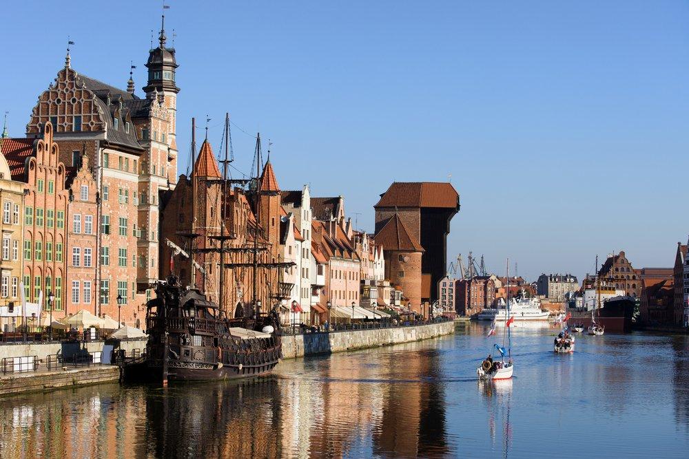 Gdańsk/ Fot. Shutterstock
