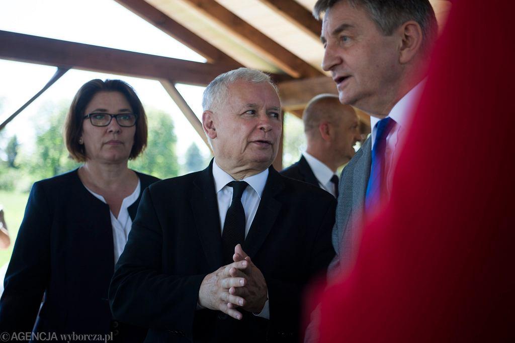 Posiedzenie wyjazdowe w Strachocinie, 2017 r.
