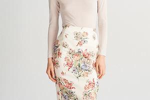Spódnice w kwiaty