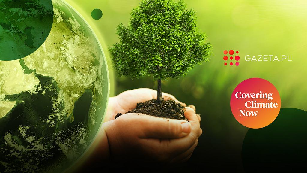 Gazeta.pl partnerem Covering Climate Now