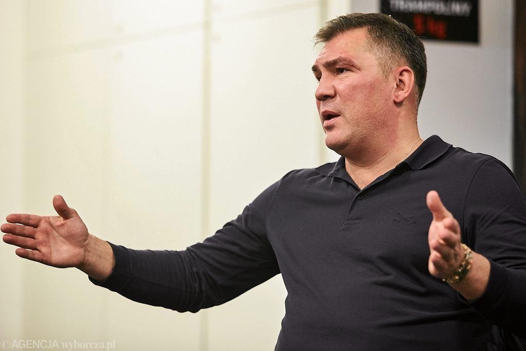 Dariusz Michalczewski mógł wrócić na ring! 'Tiger' otrzymał astronomiczną propozycję