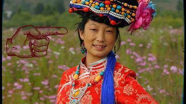 Kobiety z plemienia Mosuo nad jeziorem Lugo w Chinach tworzą matriarchalne społeczeństwo, w którym mężczyźni nie nie mają wiele do powiedzenia