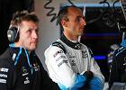 Ekspert nie daje Robertowi Kubicy szans na pozostanie w Formule 1