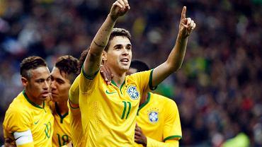 Francja - Brazylia. Oscar