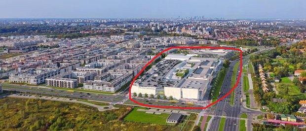 Panorama Galeria Wilanów.