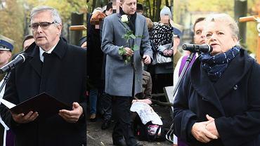 W środę na Powązkach w Warszawie pochowano Andrzeja Kopiczyńskiego. W ostatniej drodze towarzyszyli mu najbliżsi: rodzina, sławni przyjaciele oraz oddani wielbiciele. Aktor zmarł w czwartek 13 października, mając 82 lata. Od 2014 r. zmagał się z chorobą Alzheimera.
