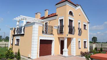 Dom pokazowy osiedla Villa Campina