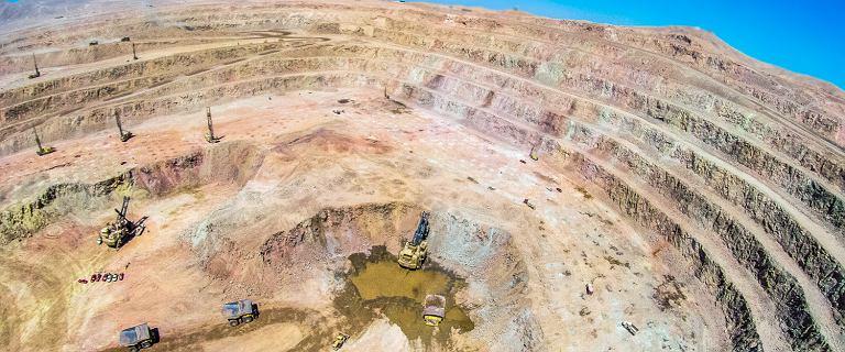 NIK krytykuje inwestycję KGHM w Chile. Były prezes mówi o 37 mld zł zysku