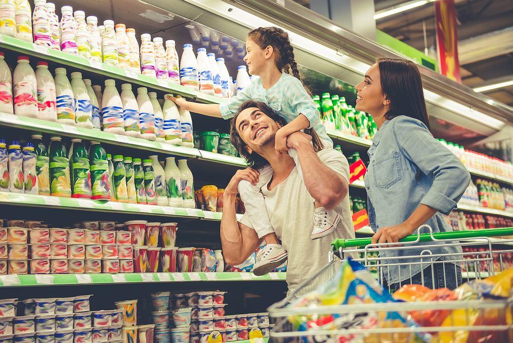 Rodzinne zakupy nie muszą być udręką