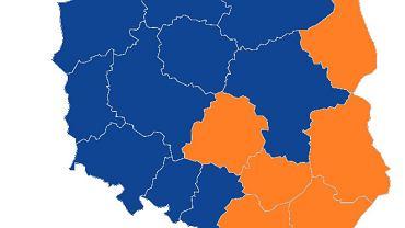 PKW: Rafał Trzaskowski wygrał w 10 województwach