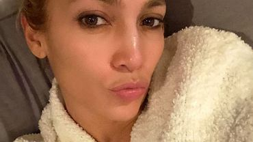 Jennifer Lopez w niekorzystnej fryzurze