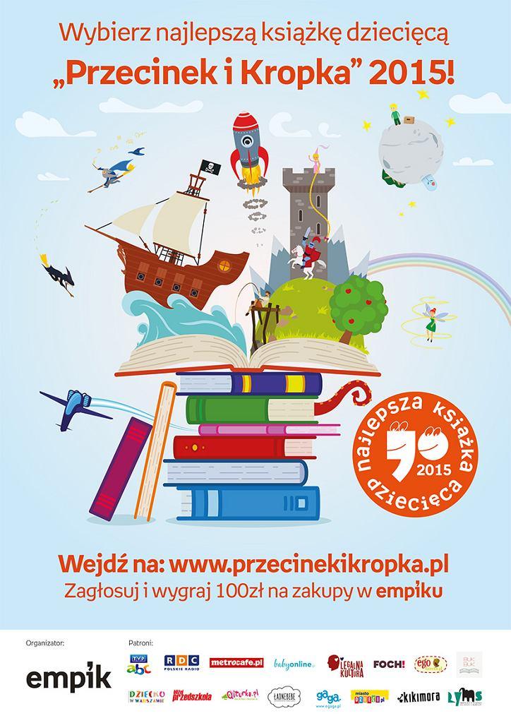 'Przecinek i Kropka' to konkurs organizowany przez Empik