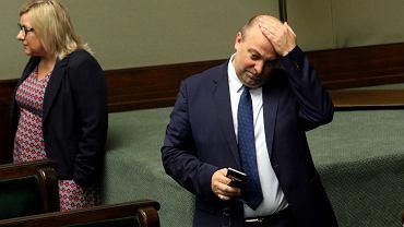 Wiceminister sprawiedliwości Łukasz Piebiak