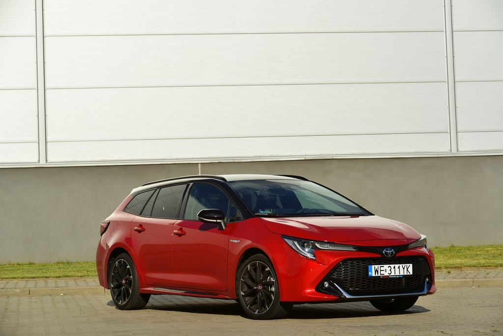 Toyota Corolla TS 2.0 Hybrid