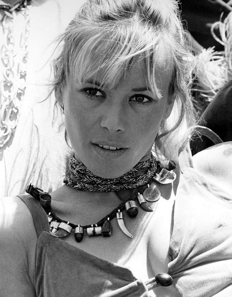 Anita Pallenberg, lata 70.