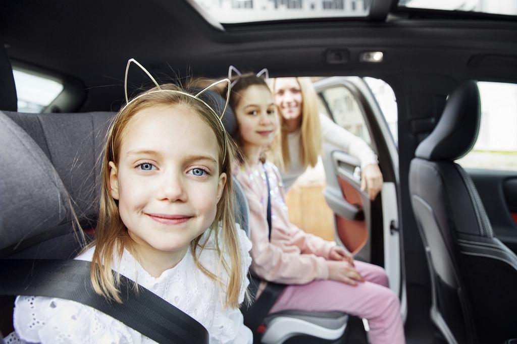 Dziecko w podróży musi być przede wszystkim bezpieczne.