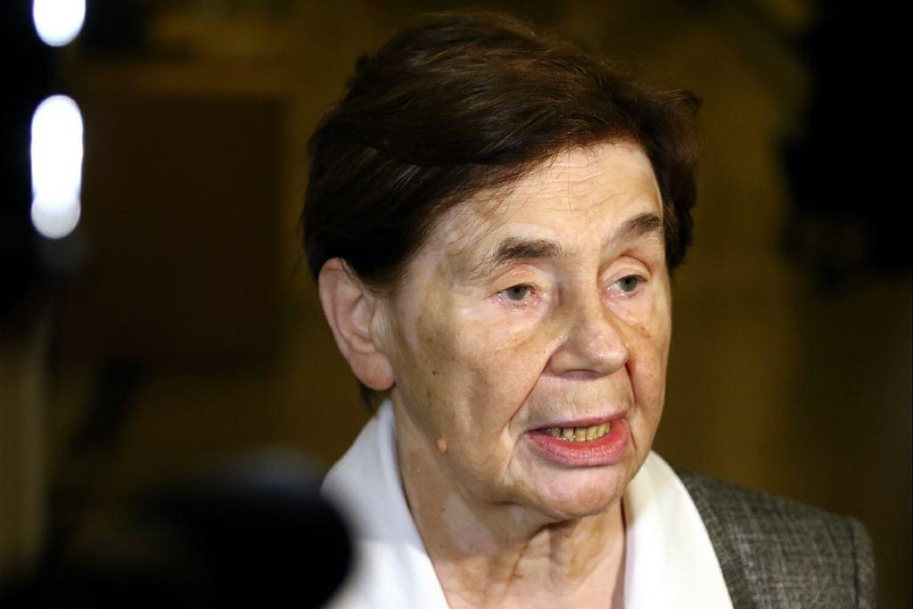 Zofia Romaszewska, doradca społeczny Andrzeja Dudy