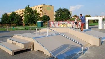 Nowy skatepark w Czechowicach-Dziedzicach