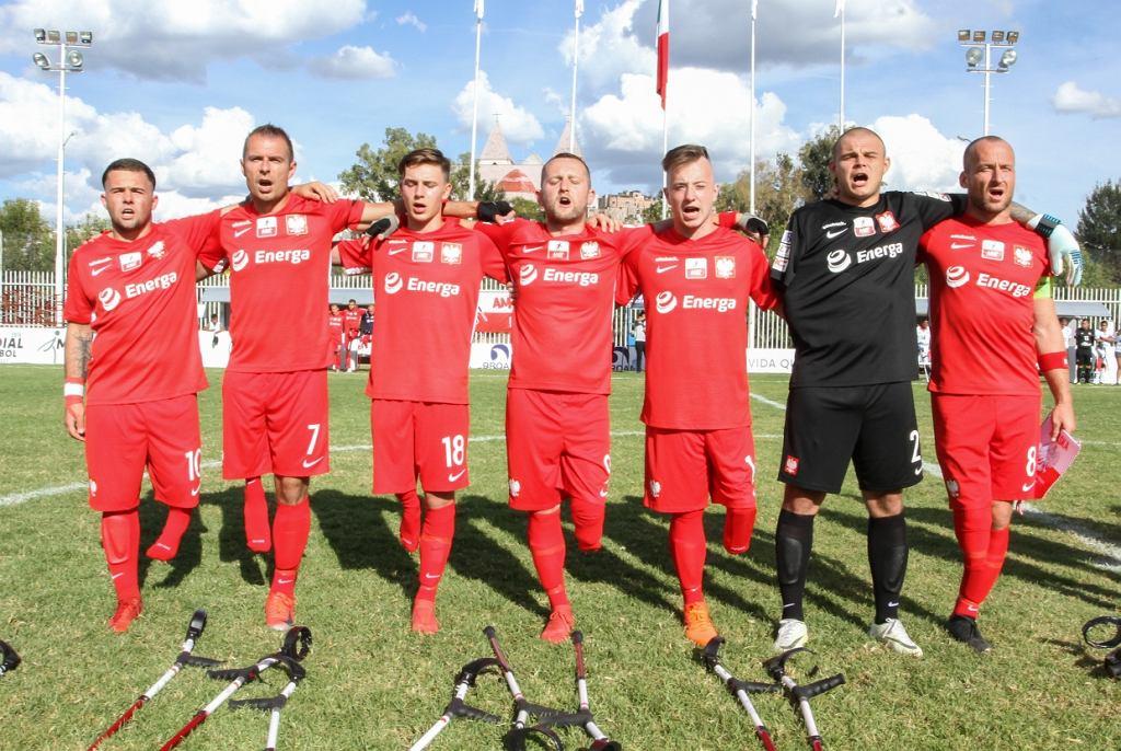 Polska - Kostaryka. Mistrzostwa świata w amp futbolu