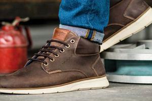 Zimowe buty męskie marki Wrangler - wygodne, praktyczne i stylowe