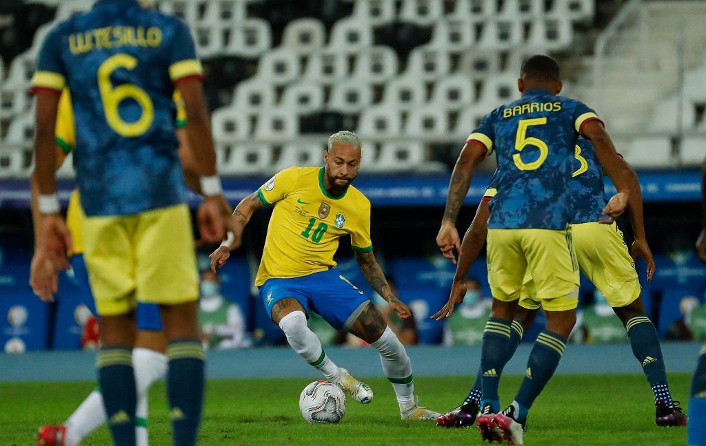 Copa America 2021. W ćwierćfinale turnieju Brazylia zagra z Chile