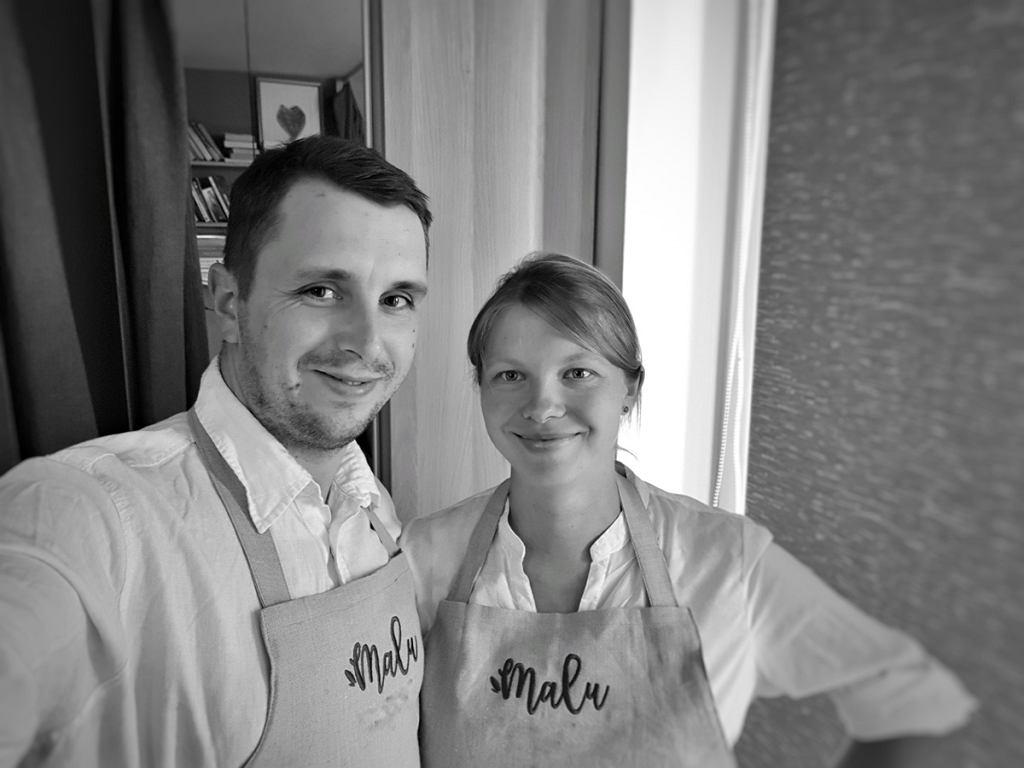 Marta i Łukasz Wilczek - Woskowijki by Malu