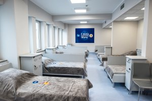 Warunki pobytu rodziców w szpitalu podczas hospitalizacji dzieci
