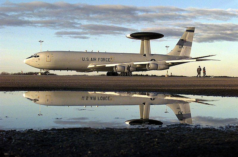 U.S. Air Force E-3 Sentry